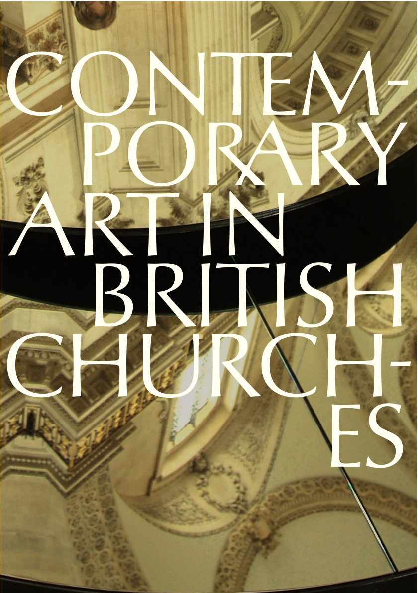 Contemporary art in British churches - From hydroponically grown vines to traditional oil painting, contemporary artists are making a visible and profound impact on British churches today. This volume seeks to understand the impetus for such a resurgence and unpacks some of the practical, theological and aesthetic issues within it.Edited by Laura Moffatt and Eileen Daly.ISBN 978-0-9551485-1-4