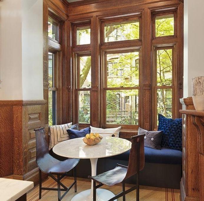 carroll street townhouse melinda wolrab interior design