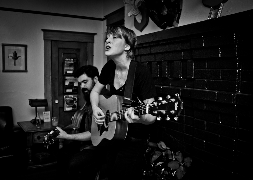 Rae Fitzgerald on Acoustic Tuesday
