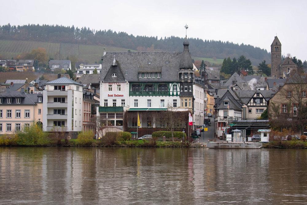 Jugendstilhotel Bellevue, Traben-Trarbach Germany