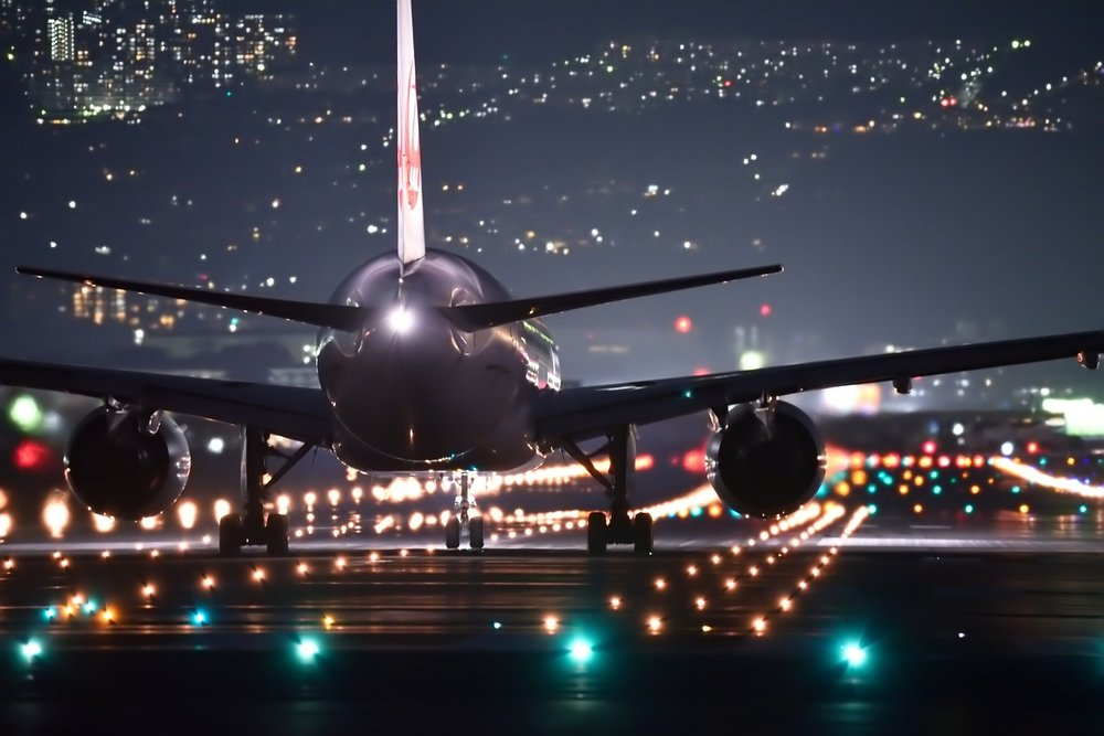 Depending on your destination and dates, flying at night might be a good way to cut costs.