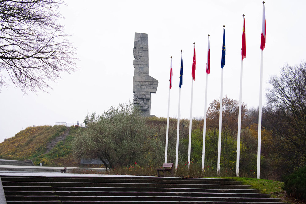 Westerplatte Memorial Gdansk Poland