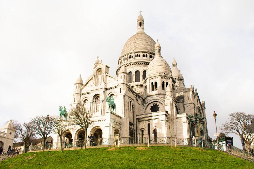 Basilica of Sacré Coeur