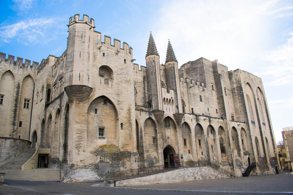 Palais des Papes (Palace of the Popes)