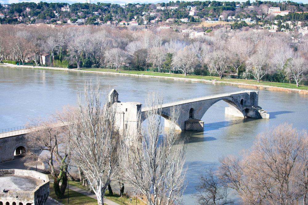Pont Saint-Benezet (or Pont d'Avignon)