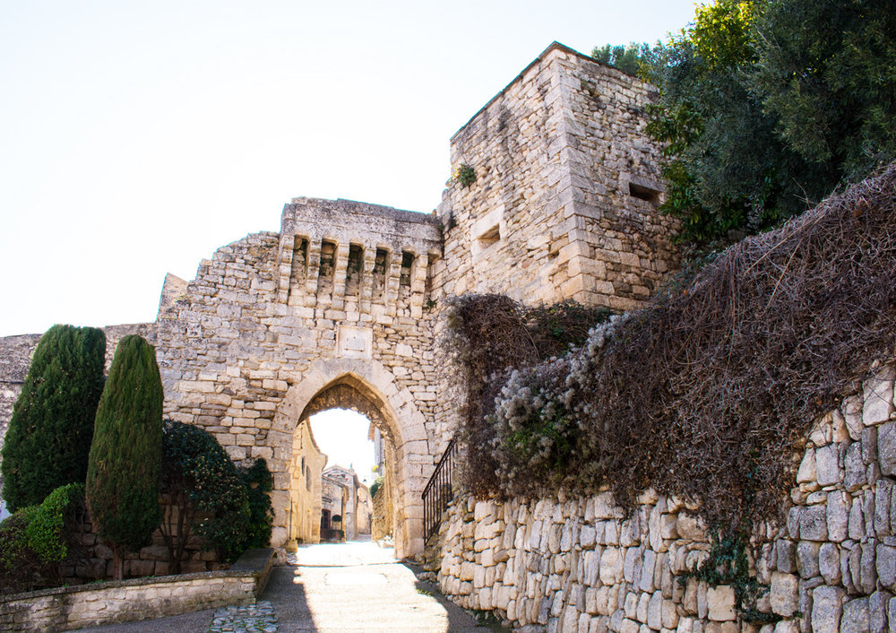 Villages of Provence Part Three: Lacoste