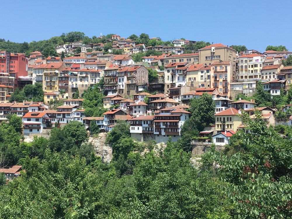 Veliko Tarnovo Bulgaria My Fab Fifties Life