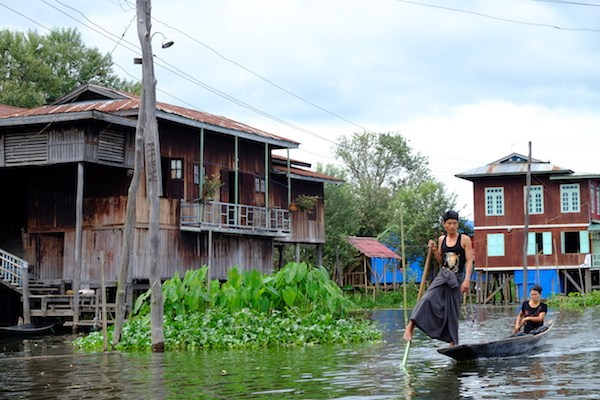 Inle Lake Myanmar - Journal of a Yogini