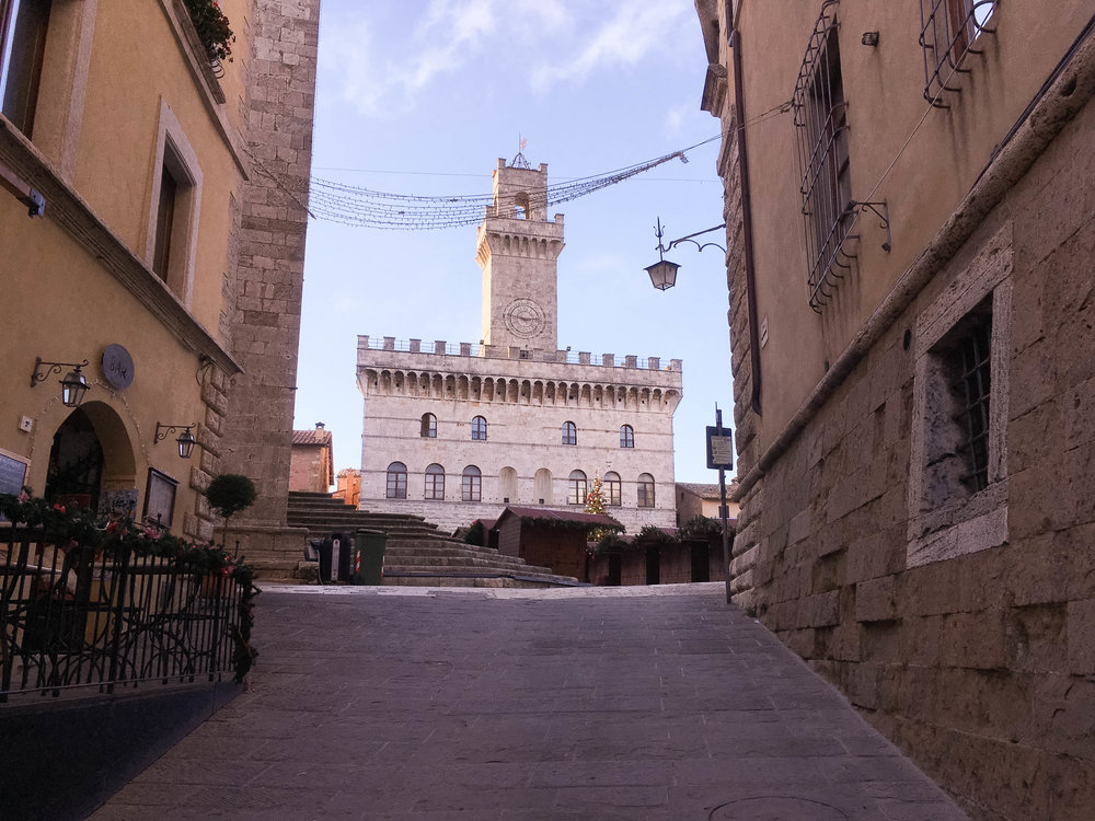Montepulciano Italy - Destination: Overlooked