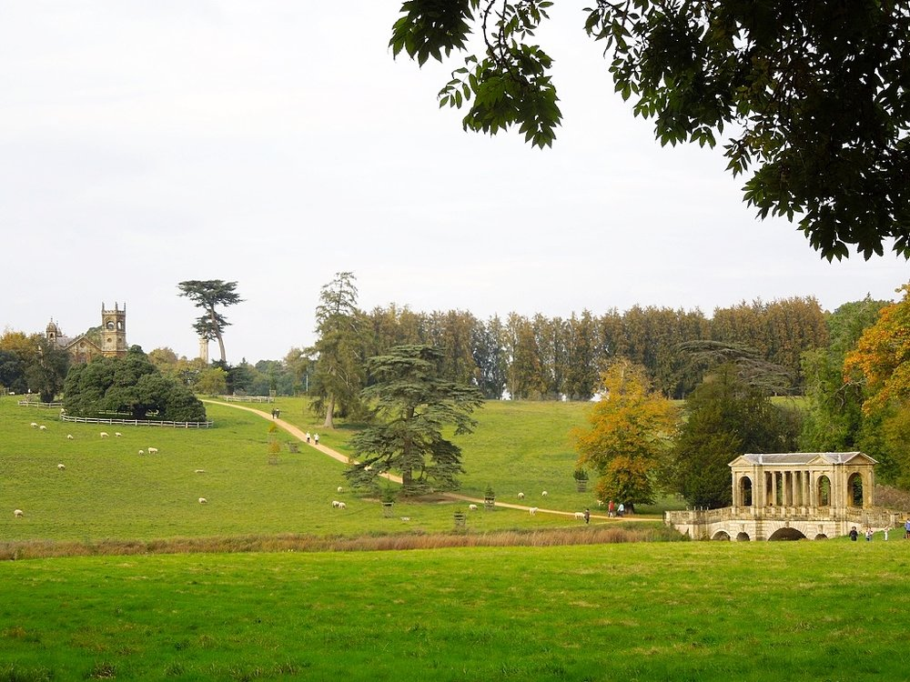 Stowe Landscape Gardens Buckingham England - Destination: Overlooked