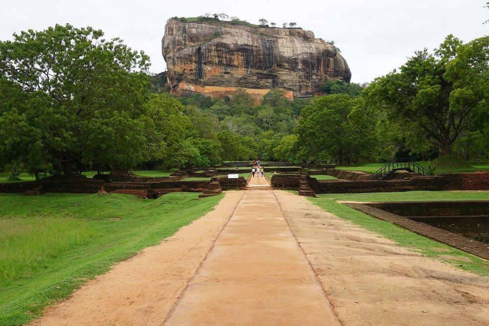 Overrated Tourist Attractions Sigiriya Sri Lanka Been Around The Globe