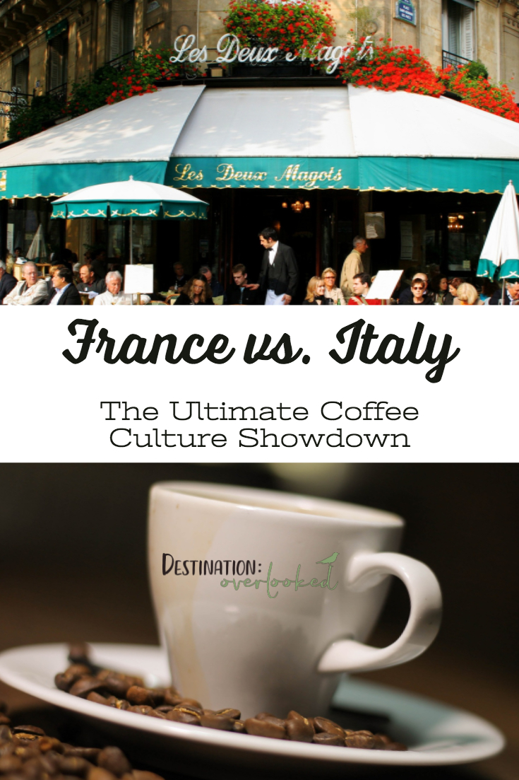 France vs Italy: The Ultimate Coffee Showdown