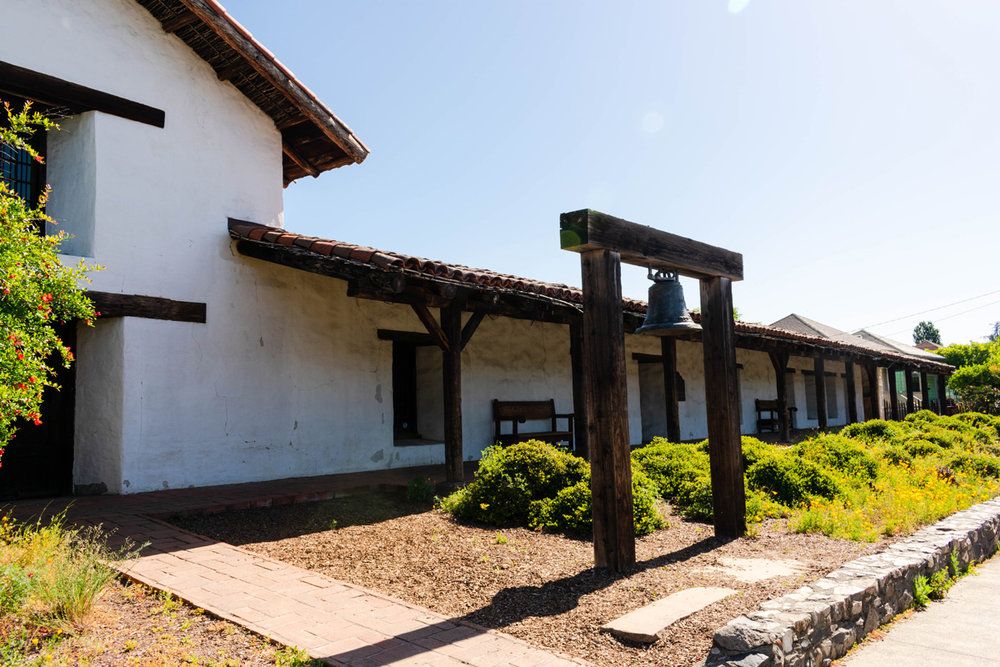 Spending Time In The Heart of the Sonoma Valley   Sonoma Solano Mission   California Wine Tasting