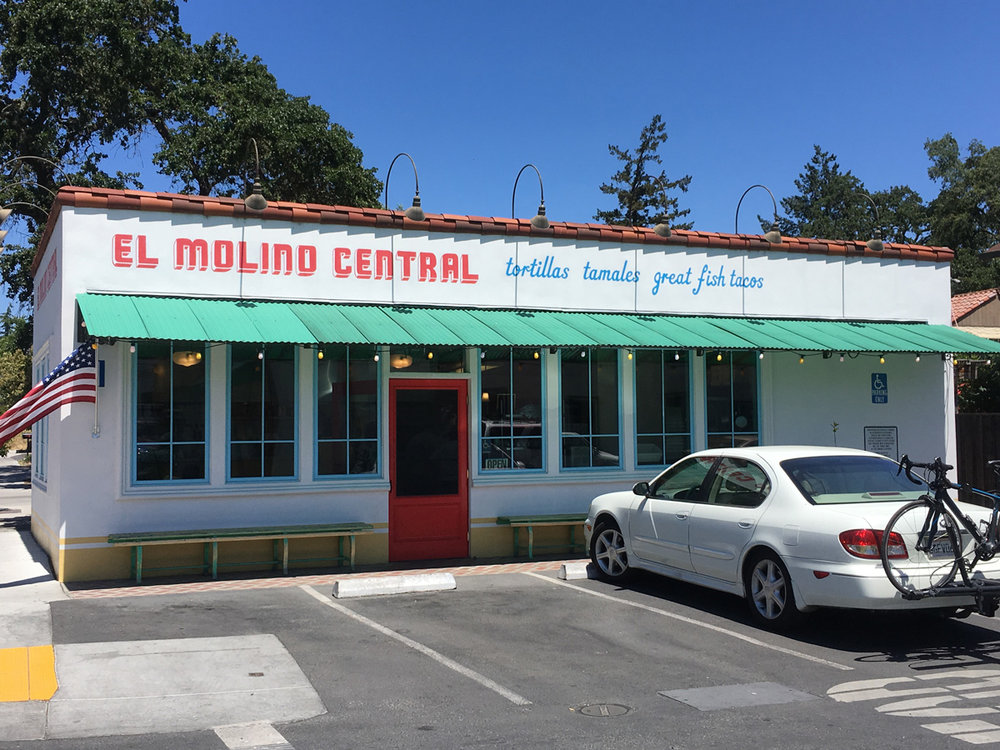 Spending Time in The Heart of Sonoma Valley - El Molino Central   California Wine Country   Bay Area Mexican Food