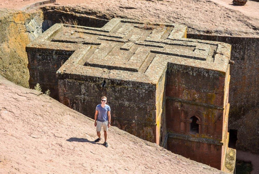 Tourist Traps - Ethiopia German Backpacker