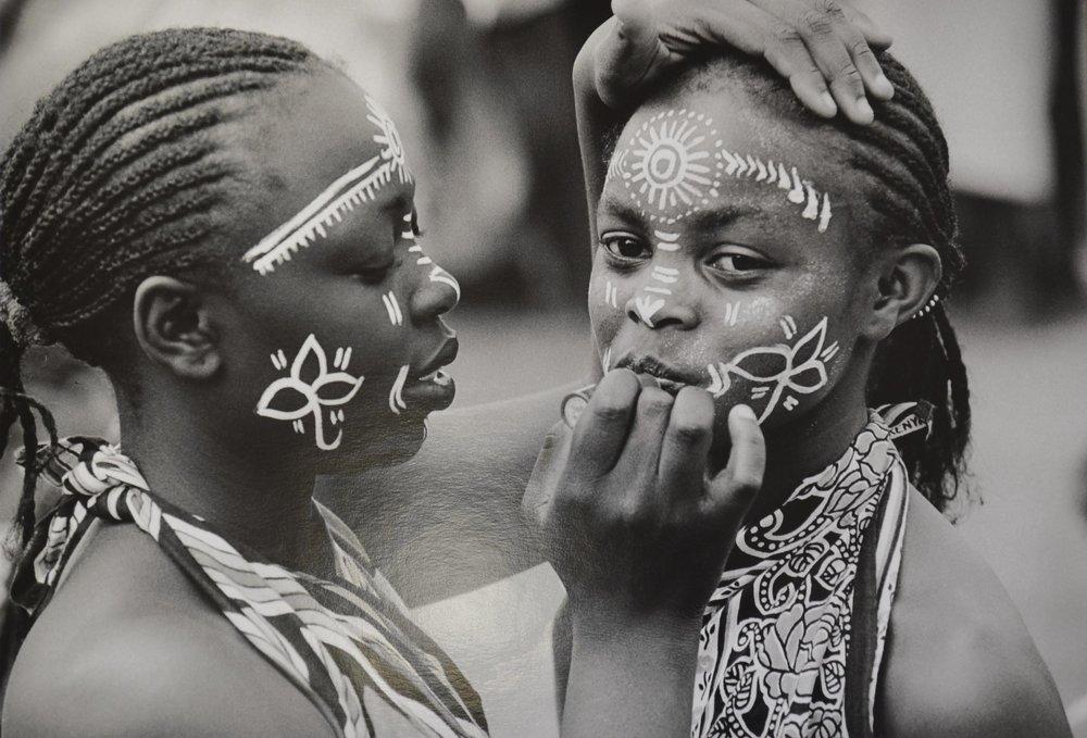 Young Dancers, Kenya