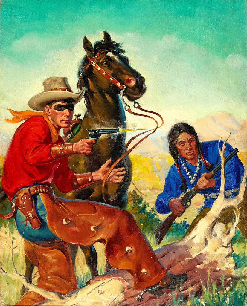 SETTLING THE WEST    Read:  Roughing It , 1872 Watch:  How The West Was Won , 1962 Listen:  The Good, The Bad & The Ugly Soundtrack,    1966    MILLENNIAL REC's / Settling The West
