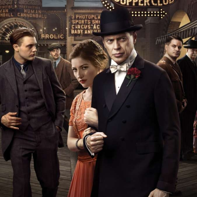 THE ROARING '20s    Boardwalk Empire  ,  2010    RECOMMENDATIONS / Decades