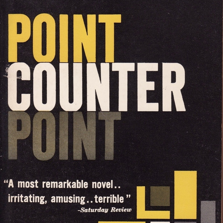 THE ROARING '20s    Point Counter Point  ,  1928    RECOMMENDATIONS / Decades
