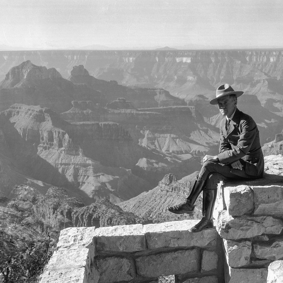 "A LAND PROTECTED   President Wilson signs the ""Organic Act"" to create the National Park Service, a new federal bureau responsible for protecting 35 national parks and monuments nationwide.    EPISODES / National Parks"