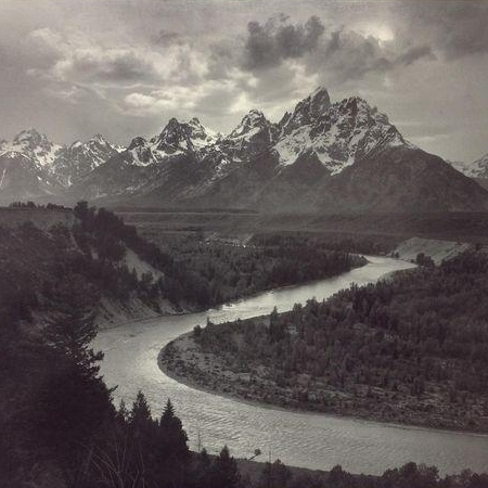 Look  ANSEL ADAMS: THE NATIONAL PARK PHOTOGRAPHS, 1995     RECOMMENDATIONS / National Parks