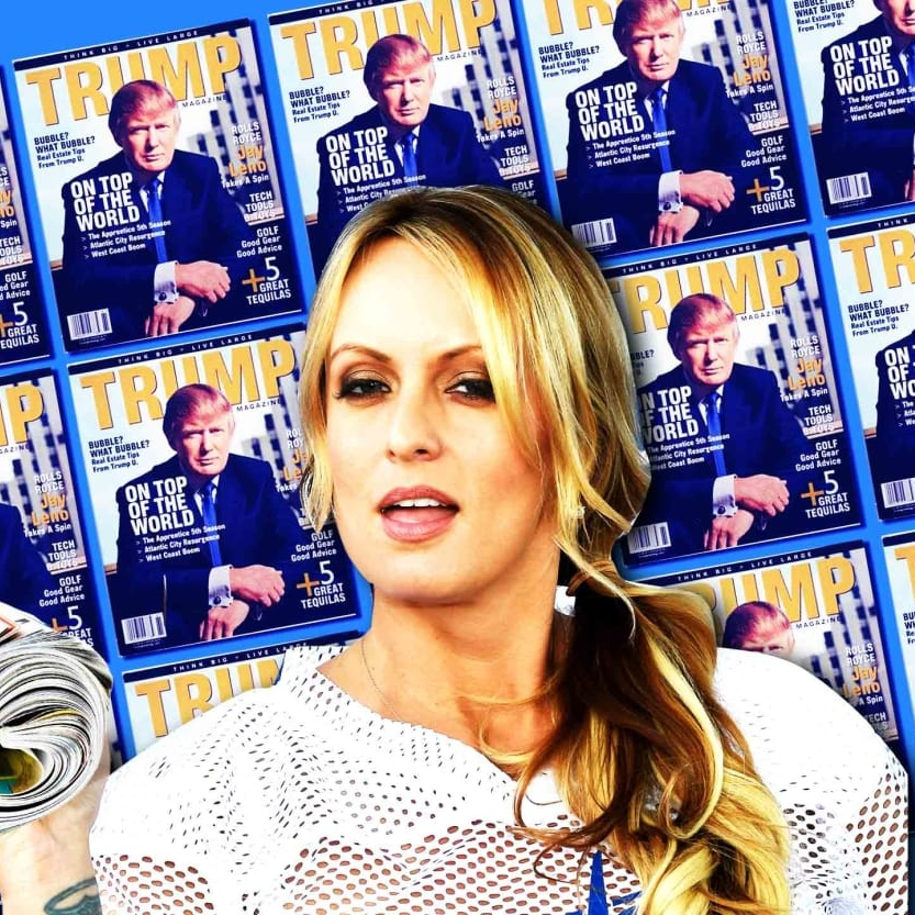 STORM IS BREWING   Everything you need to bring you up to speed before Stormy Daniels testifies.    Politics / Primer