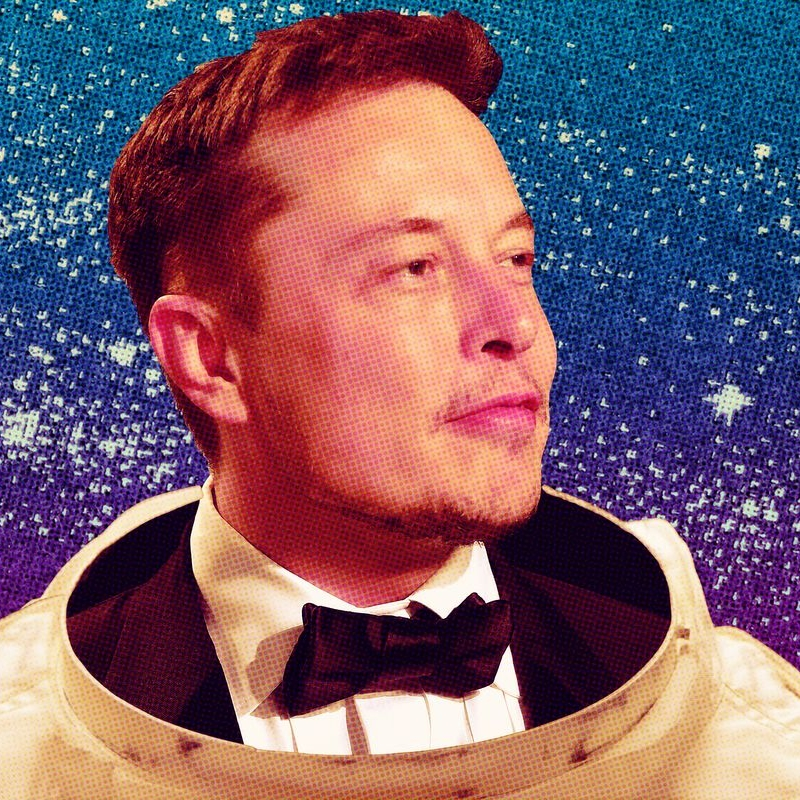 "MUSK GOES BEYOND   As today's genius looks forward, we revisit the professional triumphs of past ""world's smartest men"".    CONVERSATION / Tech / Deep Dive"