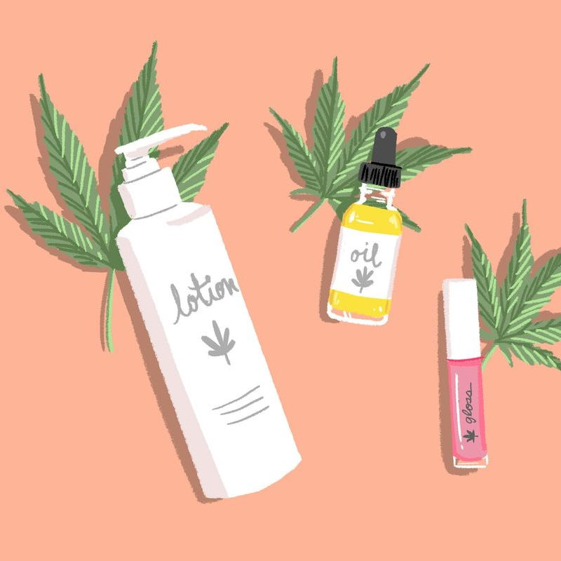 LEGALIZED FOR COSMETIC LINES   A history of the cannabis industry might prove CBD is here to stay.     CONVERSATION / Culture / Deep Dive