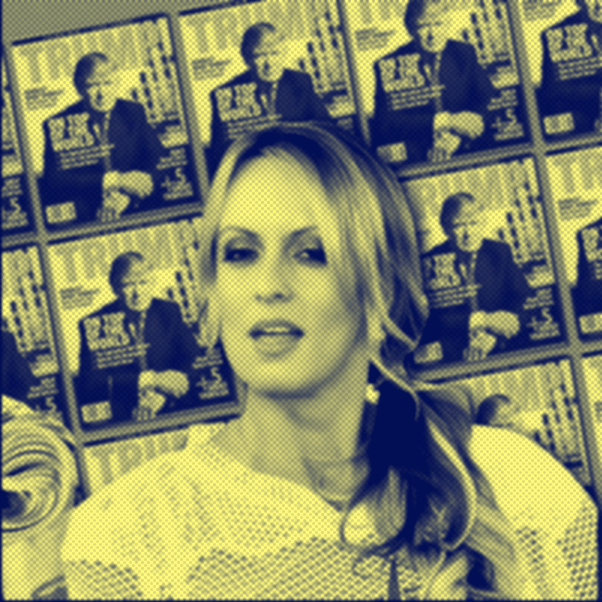 STORM IS BREWING   A quick history of Presidential scandals on the brink of Stormy Daniels's testimony.    CONVERSATION / Politics / Primer