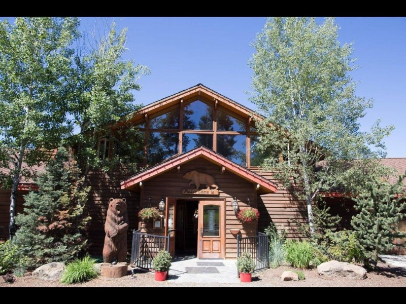 Bear Creek Lodge - 208-634-3551