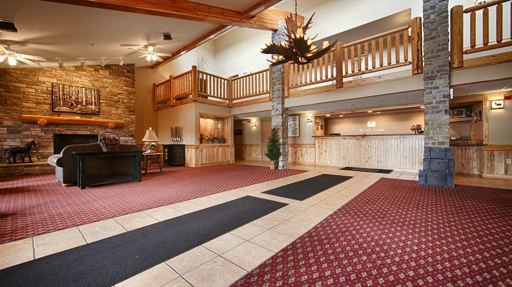 McCall Lodge(Best Western) - 208-634-2230