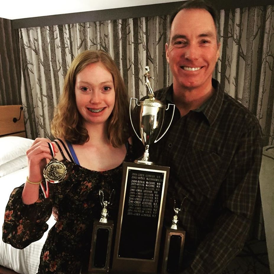 Anna and Chris Gussner - Perennial Winners