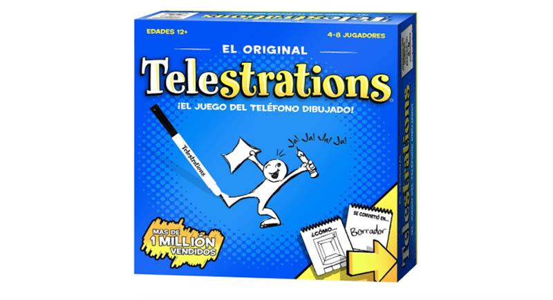 Spanish Telestrations
