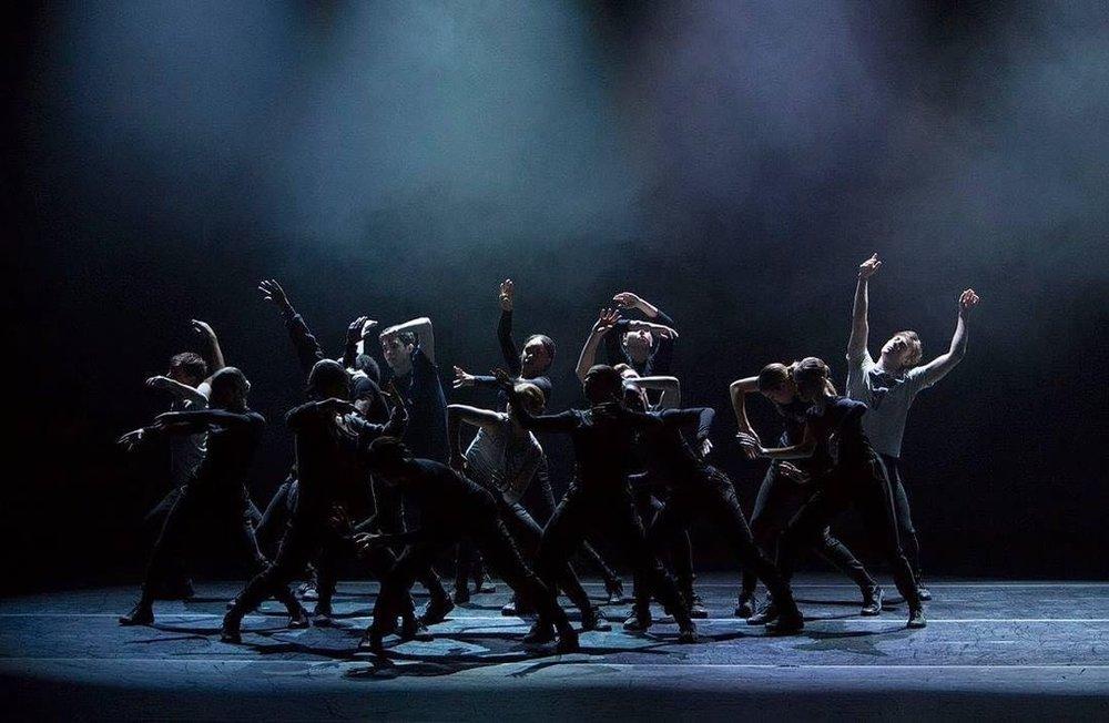 ALL HOPE ISN'T LOST - USC Kaufman School of Dance, 2018.