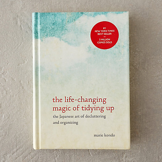 The life-changing magic of tidying up - This book changed the game for me when it came to the emotional attachment to clutter. It's a great first step to clear out space in your life and let go of attachment to objects.