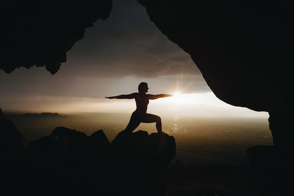 Explore the different styles of yoga - More than just Vinyasa is available in many places. Give a new style a try!