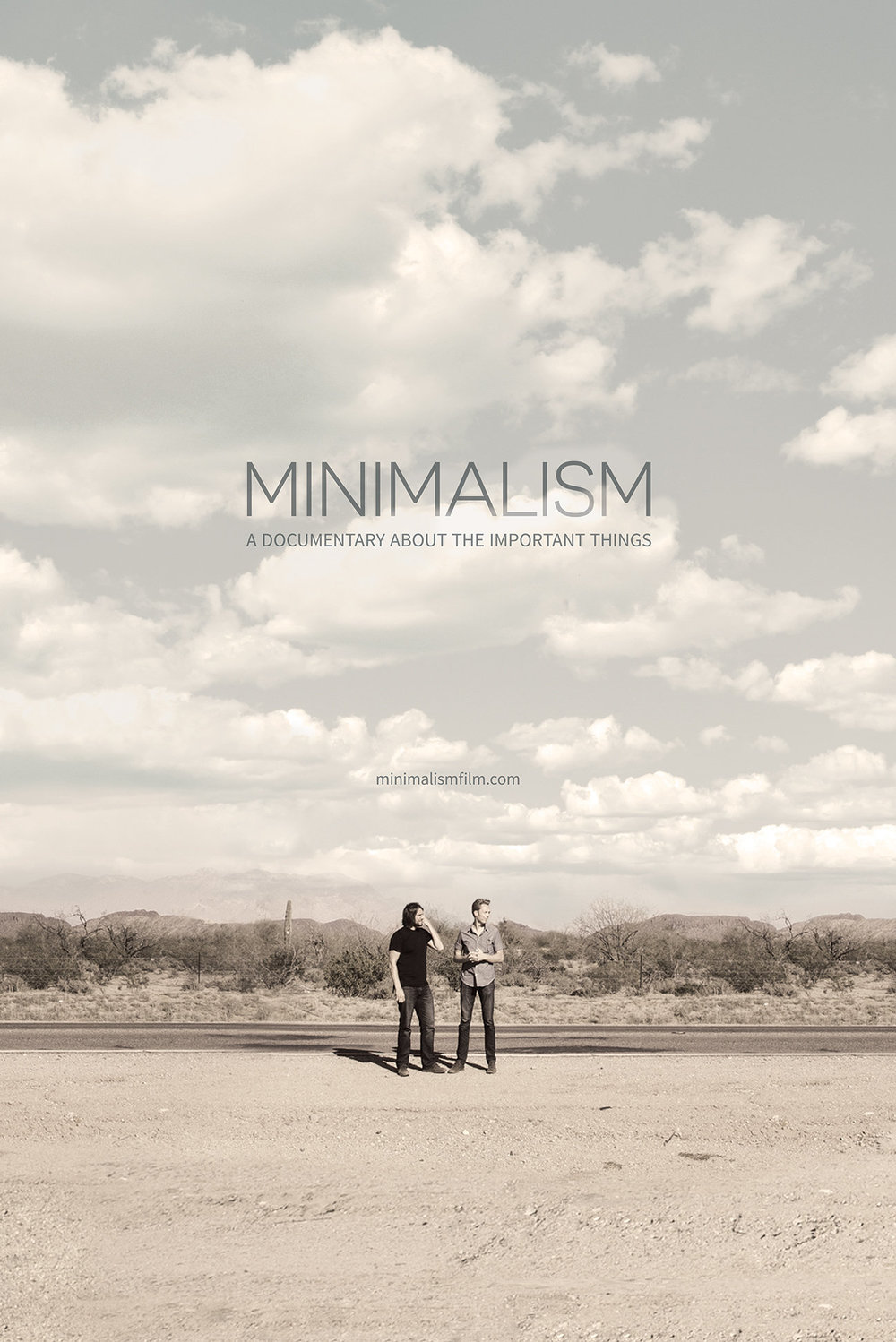 Minimalism: A documentary about the important things - If you aren't into reading, check out this documentary about minimalism. After watching this I really began to understand this concept and what kind of freedom can come along with it. Last I checked it was available on Netflix!