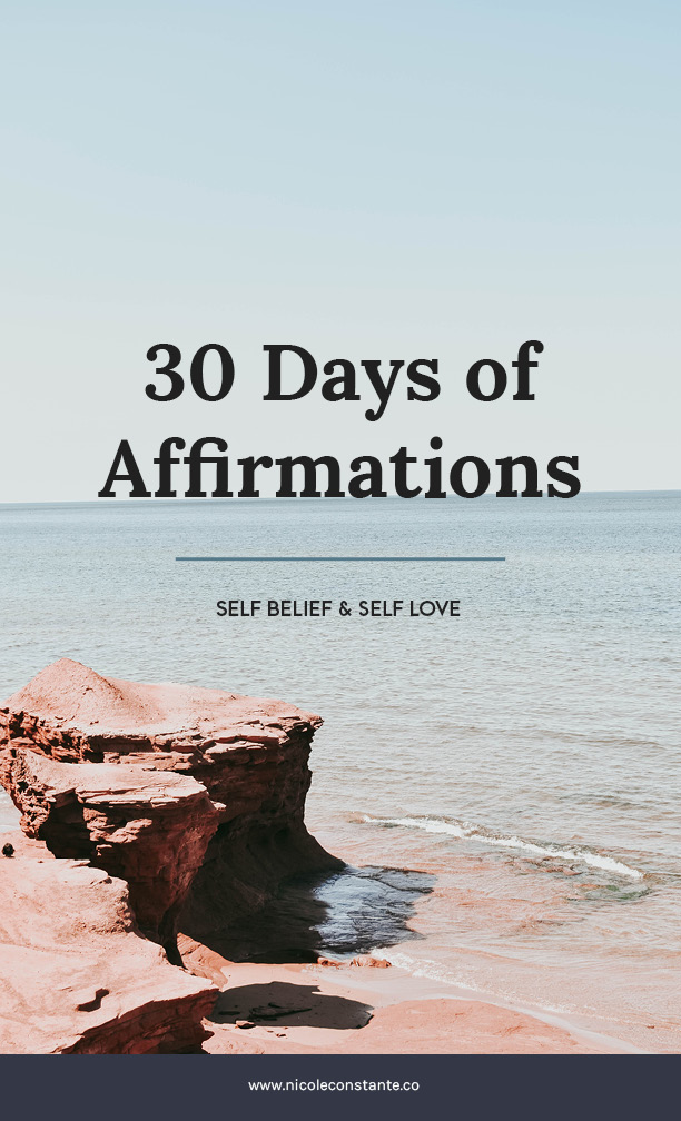 Free Affirmations