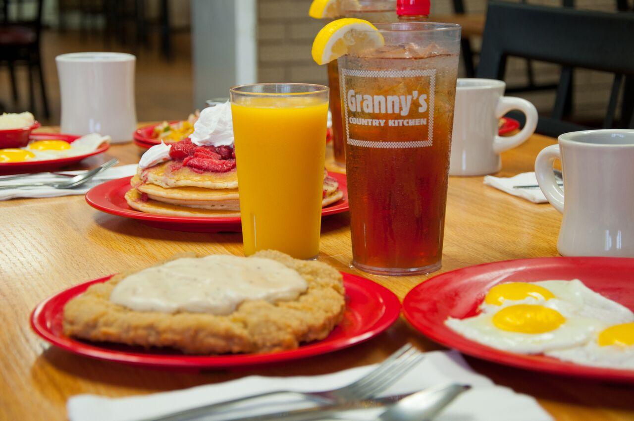 breakfasttablegrannysjpg - Grannys Kitchen