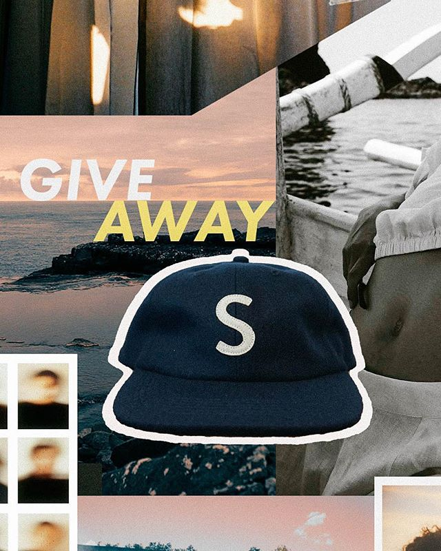 If your New Year's resolution is to be more stylish, this one is for you! We are giving away one of our new original Stadium hats. To enter simply give this post a like, and in the comments share with us your favorite Stadium project. We can't wait hear your thoughts! Good luck!