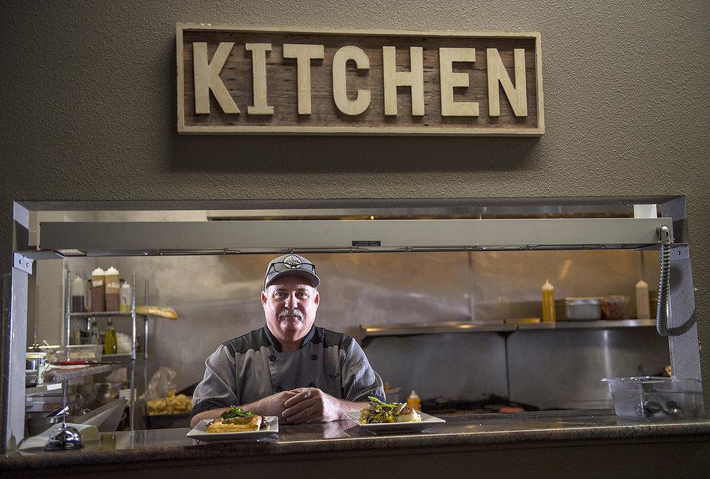 True chef Rodney Wesson
