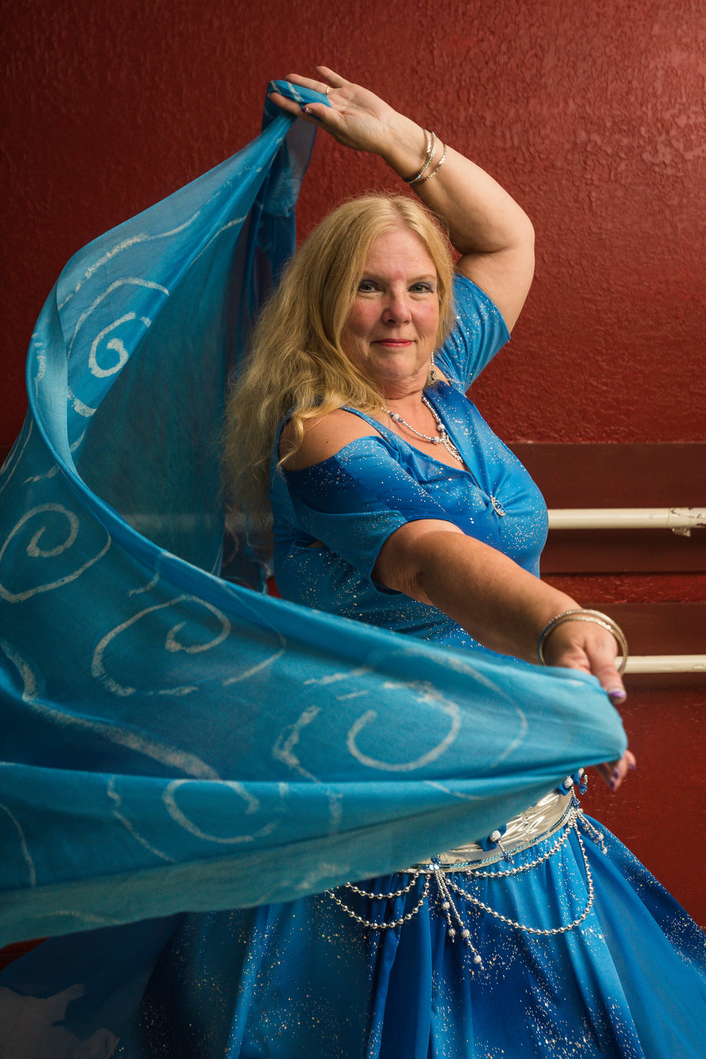 Current studio instructors include Mezdulene (pictured above), Sakari and Summer Frye.
