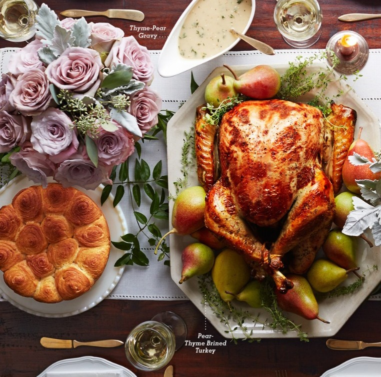Thanksgiving Decorating Ideas U2014 Davin Interiors | Luxury Interior Design