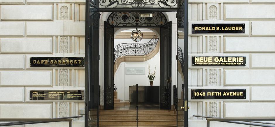 Photo via Neue Galerie New York