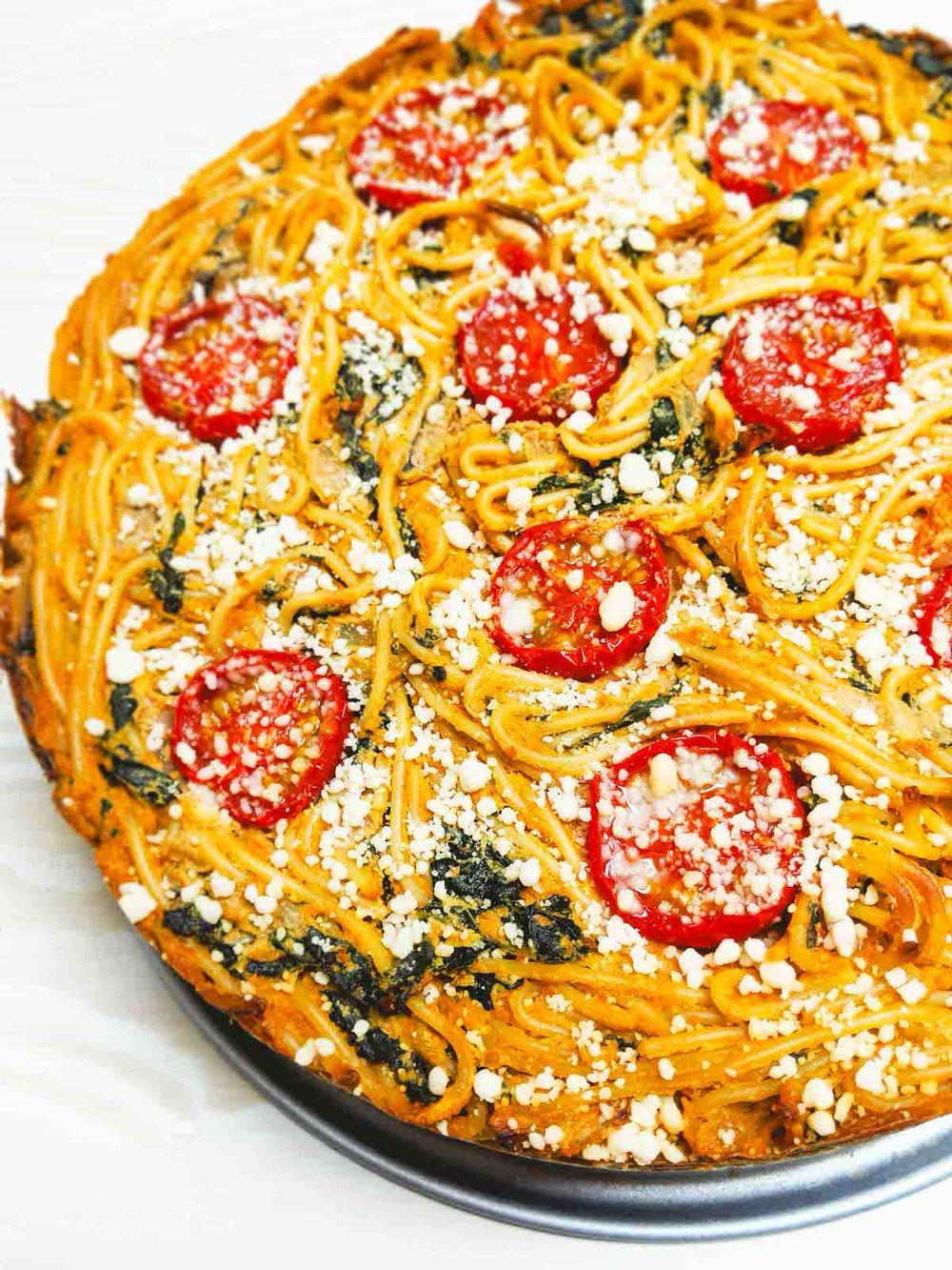 vegan-kale-mushroom-tomato-spaghetti-pie.JPG