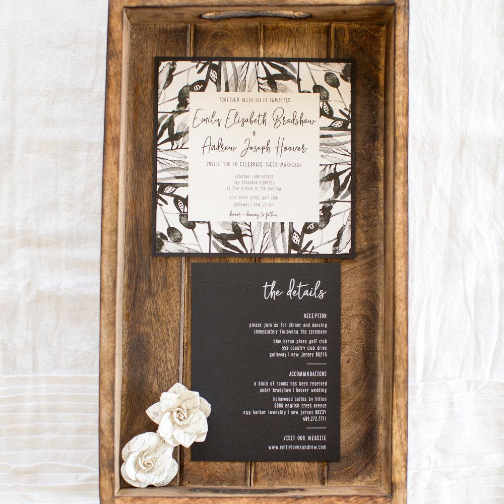 Invitations & Stationery -