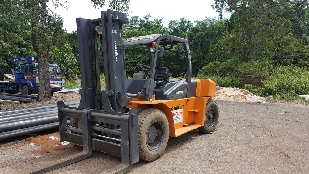 OSHA Forklift Safety Tools -