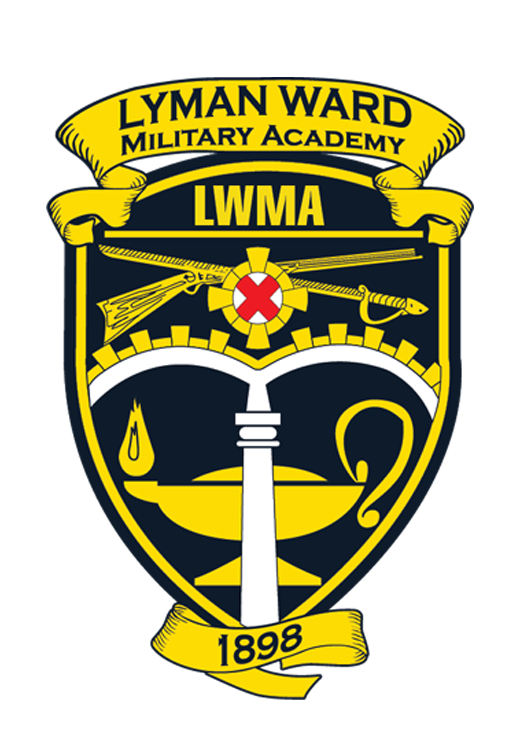 Lyman Ward Shield logo vector.png