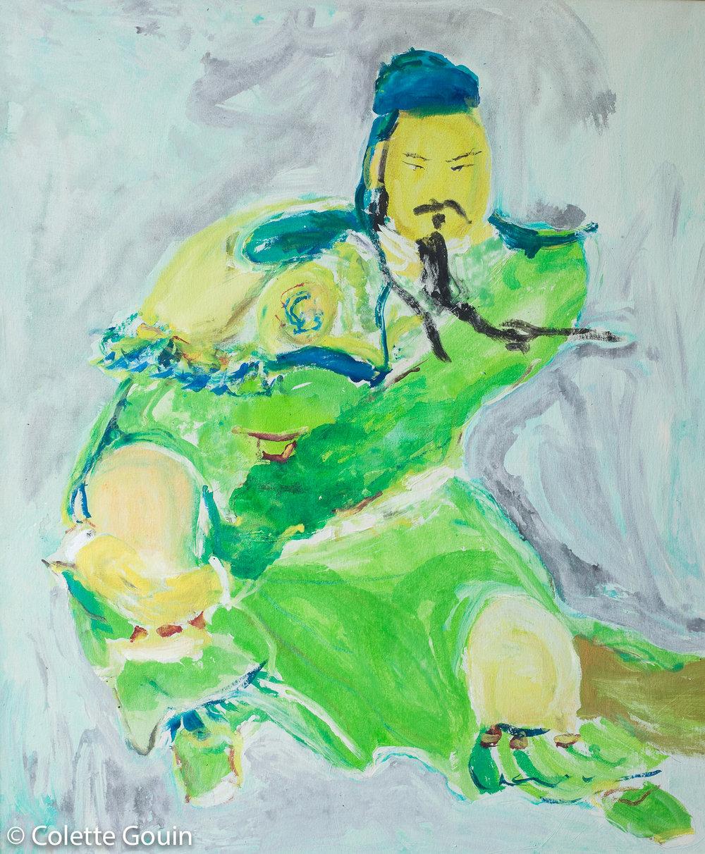 Green Emperor