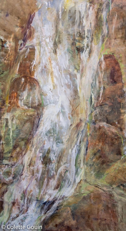 Shannon Falls Column